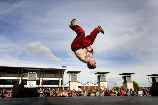 Bristol Harbour Festival : Photo: Paul Box
