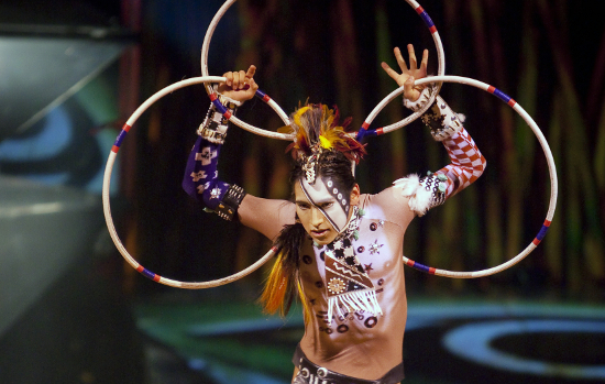 Cirque du Soleil, Totem