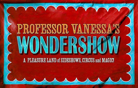 Professor Vanessa's Wondershow