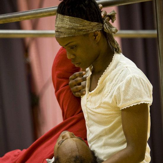 Upswing, Fallen   Photo: Hilary Shedel