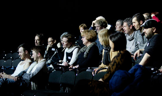 Audience at Hangaren, Subtopia | Photo: Ludvig Duregård