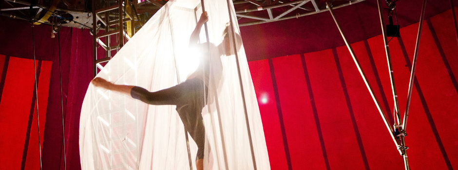 NoFit State Circus, Bianco @ Circus Now Showcase