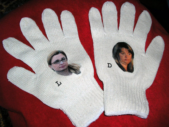 Gloves for Applause