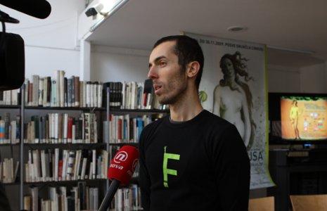 Ivan Kralj, Director of Festival Novog Cirkusa