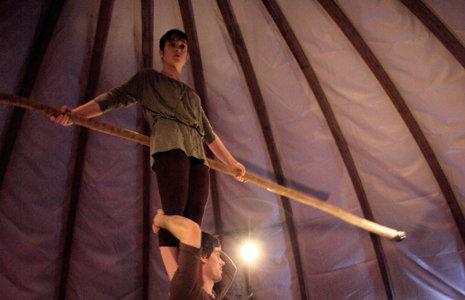 Théâtre d'un jour, L'Enfant qui... | Photo: Anne Baraquin