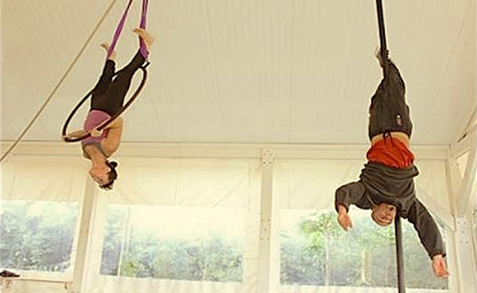 Israeli Circus Showcase