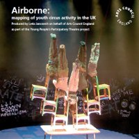 Airborne: mapping of youth circus activity in the UK