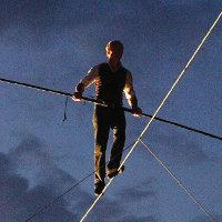 David Dimitri, L'homme Cirque | Photo: Raoul Gilbert
