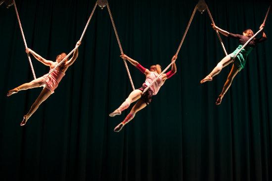 NoFit State Circus, Noodles   Photo: Farrows Creative