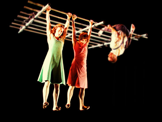 Ockham's Razor, Triple Bill: Arc, Every Action… and Memento Mori | Photo: Nik Mackey