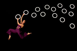 Gandini Juggling, Watch This Space Residency