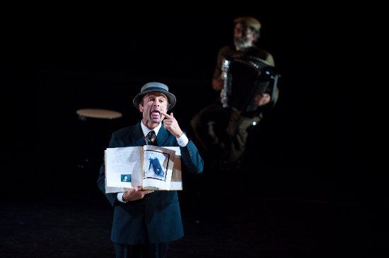 Les Apostrophés, Cabaret Désemboîté | Photo: Milan Szypura