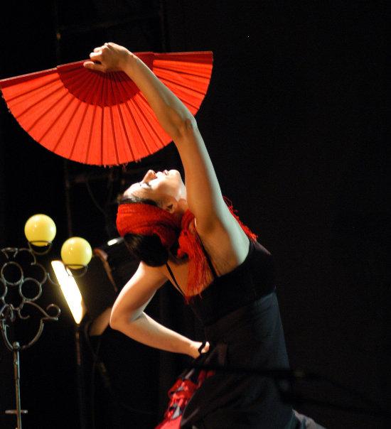 Malaje - The Flamenco Circus