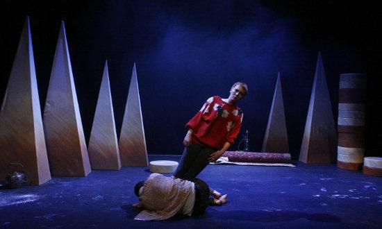 So & So Circus Theatre, Backgammon for Beginners | Photo: Agnieska Poznanska