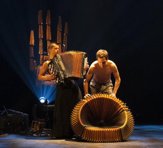 Kimmo Pohjonen & Ville Walo, Iron Lung | Photo: Vertti Teräsvuori