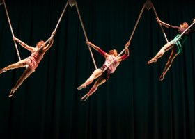 NoFit State Circus, Noodles | Photo: Farrows Creative