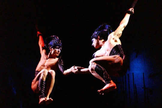 Cirque du Soleil, Varekai | Photo: Rick Diamond