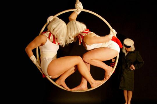 Sugar Beast Circus, The Sugar Beast Circus Show