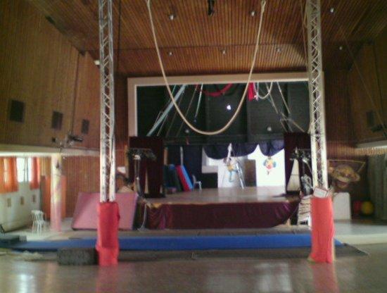 Israel Circus School, Kfar Yehoshua
