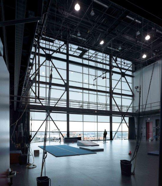 École nationale de cirque studio de création, Montreal