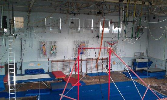 Circus Center San Francisco, California