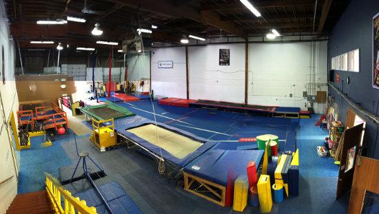 School of Acrobatics and New Circus Arts, Seattle