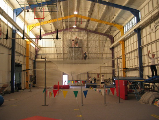 Trapeze Arts, Oakland